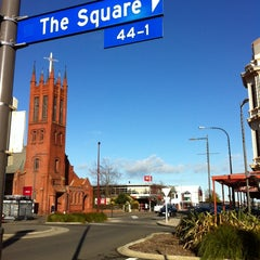 Photo taken at Palmerston North by Imm A. on 6/21/2014
