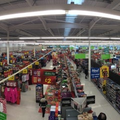 Photo taken at Asda by barrie j d. on 11/16/2014