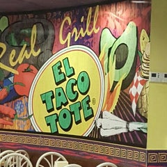 Photo taken at EL TACOTOTE by Eliseo B. on 7/26/2015