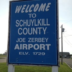 Photo taken at Schuylkill County/Joe Zerby Airport (ZER) by Brent F. on 5/23/2013