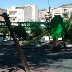 Photo taken at Parque Fuente la Negra de Fuensanta by Oscar P. on 8/16/2014