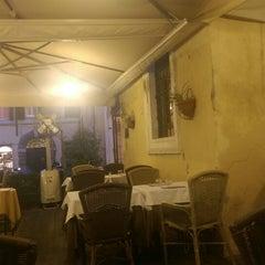 Photo taken at Le Volte Ristorante da Fabio by Girolamo M. on 9/30/2014
