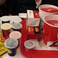 Photo taken at KFC by Angela Z. on 9/6/2014