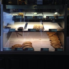 Photo taken at Cornish Bakehouse by James F. on 10/30/2013