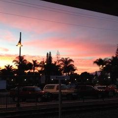 Photo taken at Bascom VTA Station by Kristin W. on 11/27/2014
