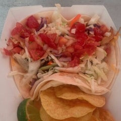 Photo taken at Key West Tacos by Mike L. on 9/2/2012