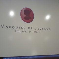 Photo taken at Musée du Chocolat by Soho C. on 1/16/2013