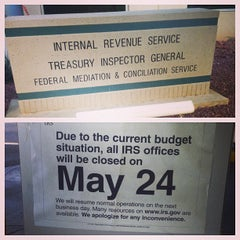 Photo taken at IRS by Clint S. on 5/23/2013
