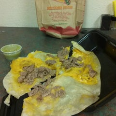 Photo taken at Filiberto's Mexican Food by A. B. on 8/7/2014