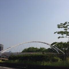 Photo taken at アルバカーキ橋 by Miicom on 5/21/2014