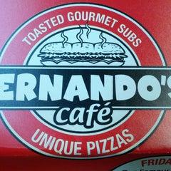 Photo taken at Fernando's Cafe by Ashley F. on 4/29/2013