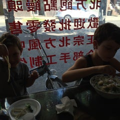 Photo taken at Kai Feng Fu Dumpling House by Alex K. on 9/19/2015