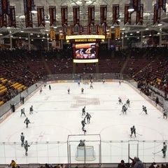 Photo taken at Mariucci Arena by Matt G. on 1/13/2013