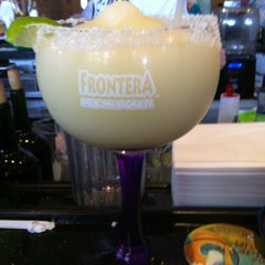 Photo taken at Frontera Mex-Mex Grill by Jonathan N. on 5/5/2013