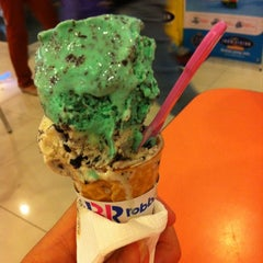 Photo taken at Baskin Robbins by Jessica J. on 8/14/2013