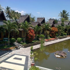 Photo taken at Banyu Alam Resort Hotel by nenden h. on 9/9/2013