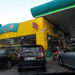 Photo taken at Petronas by Peri on 3/5/2014