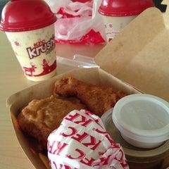 Photo taken at KFC by Jenny N. on 11/29/2013