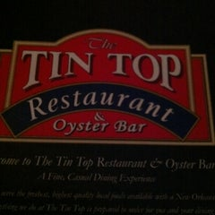 Photo taken at Tin Top Restaurant by Jay S. on 6/30/2013