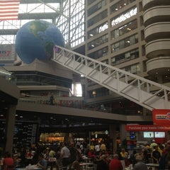 Photo taken at CNN Center by Robin R. on 4/8/2013