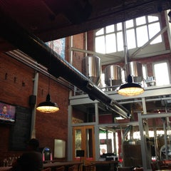 Photo taken at Marietta Brewing Company by Scott T. on 5/9/2013
