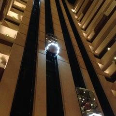Photo taken at Hotel Sevilla Palace by  CHRISLOP™  on 12/5/2012