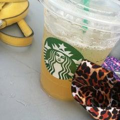 Photo taken at Starbucks by AnnaRose T. on 7/5/2013