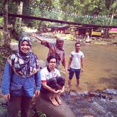 Photo taken at Sg. Congkak Waterfall by nisa z. on 8/10/2015