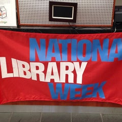 Photo taken at Farmington Community Library - Main Library by Maria Beth S. on 4/19/2014