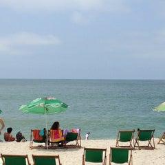 Photo taken at Playa El Silencio by Patsi P. on 1/2/2013