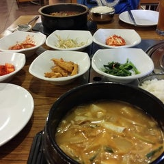 Photo taken at Seoul Garden by XiAo Y. on 10/30/2014