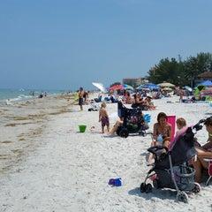 Photo taken at Tiki Gardens Beach Spot by Diane C. on 5/25/2014