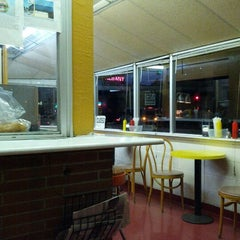 Photo taken at Al's Big Burger by L E. on 2/8/2013