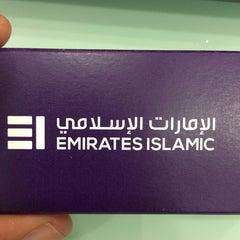 Photo taken at Emirates Islamic by salim a. on 11/27/2013