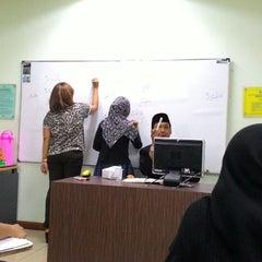 Photo taken at Universitas Al Azhar Indonesia by Riana A. on 2/7/2015
