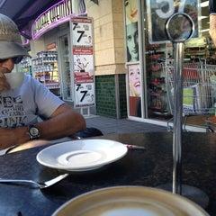 Photo taken at Café Café by Janice B. on 3/31/2013