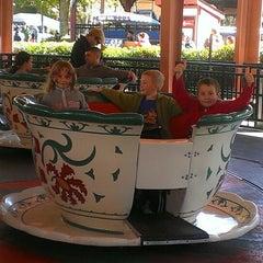 Photo taken at Turkish Delight - Busch Gardens by Christy W. on 10/26/2013