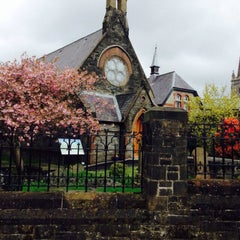 Photo taken at Derry/Londonderry by Gizem T. on 5/6/2015