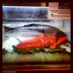 Photo taken at TJ's Seafood Market by Dallas Foodie (. on 4/18/2013