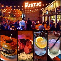 Photo taken at The Rustic by Dallas Foodie (. on 10/23/2013