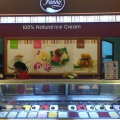 Photo taken at Fanny Ice Cream by Rhea B. on 6/7/2013