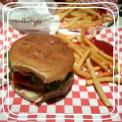 Photo taken at Goodburger by Norman P. on 5/31/2013