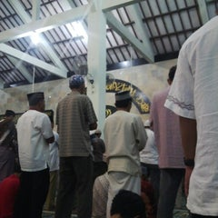 Photo taken at Masjid Agung Sudirman by RonyRoss J. on 7/10/2015
