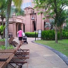 Photo taken at Marriott Putrajaya Hotel by Maya M. on 6/11/2013