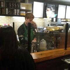 Photo taken at Starbucks by Joe B. on 8/3/2013
