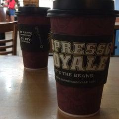 Photo taken at Espresso Royale by Amy Ellen G. on 5/10/2015