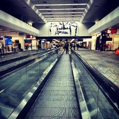 Photo taken at San Francisco International Airport (SFO) by Michael L. on 11/17/2013