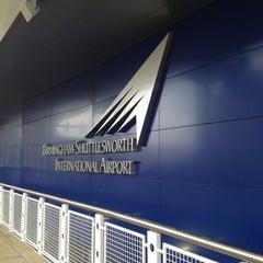 Photo taken at Birmingham-Shuttlesworth International Airport (BHM) by Michael P. on 6/16/2013