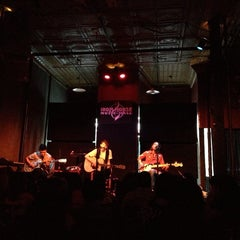 Photo taken at Iron Horse Music Hall by Harvey S. on 7/27/2013