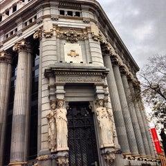 Photo taken at Instituto Cervantes by Stijn O. on 11/25/2012